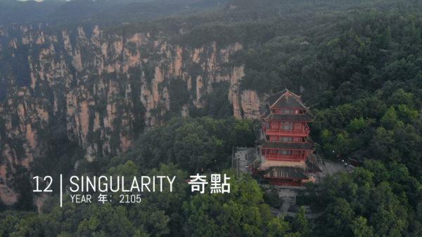 12 Singularity