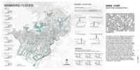 02 System Map Flood Management Infrastructures in Chang'an