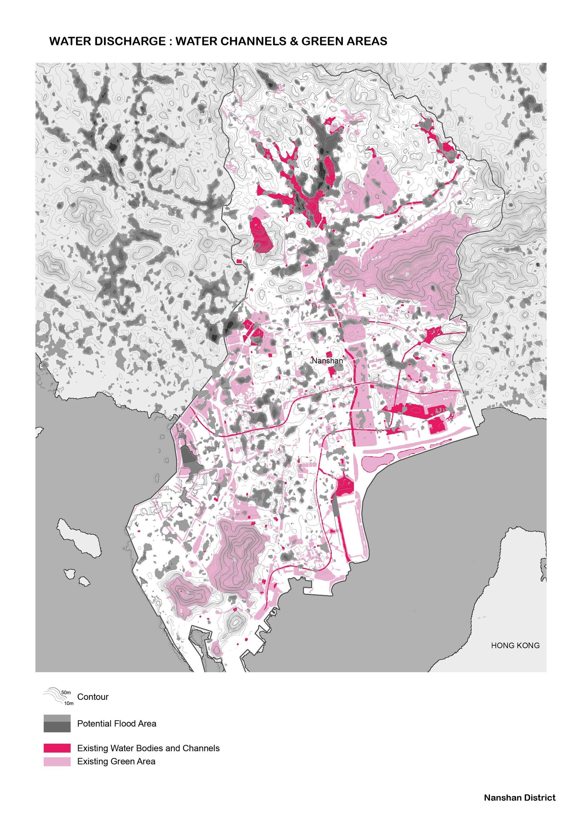 Enlarge Photo: 06_MappingCity in Nanshan District_Chan Tsz Wa, Cheng Kwok Cheong, Ho Yu Ming, Or Chun Hin-01