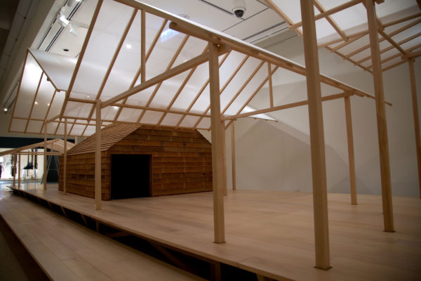 BUILDING | EXHIBITING | CURATING ARCHITECTURE 2