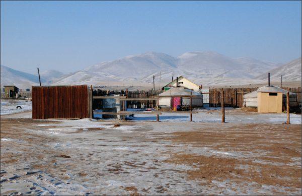 Incremental Urbanism: Ulaanbaatar`s Ger Settlements 1