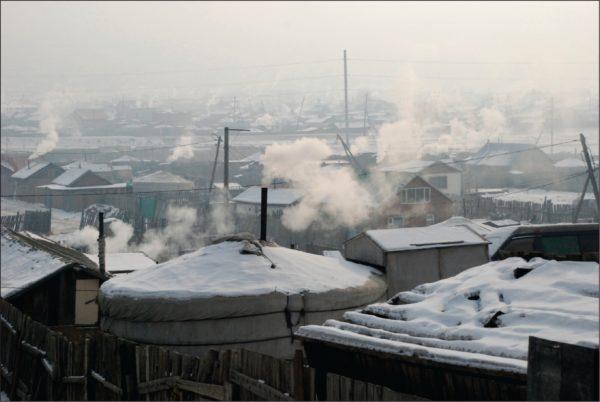 Incremental Urbanism: Ulaanbaatar`s Ger Settlements 2