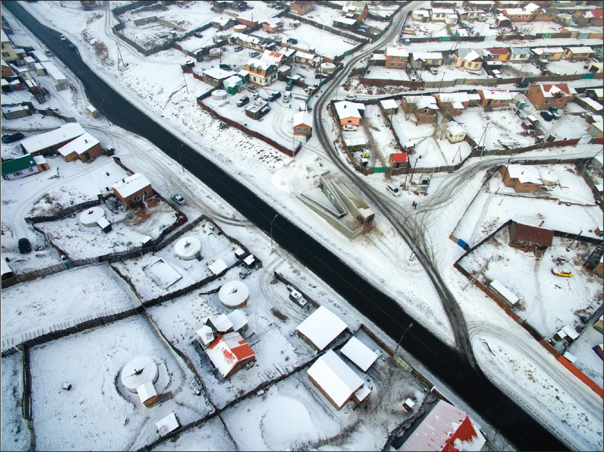 Incremental Urbanism: Ulaanbaatar`s Ger Settlements/></a></div>  <div style=