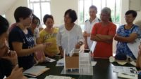 Building Community Projects in Hong Kong:  Summer Workshop for Rural Village 2
