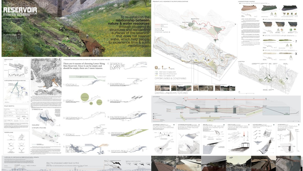 Architecture Design Thesis mla thesis 2010-11 | hku faculty of architecture