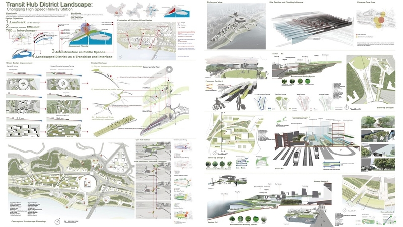 Vernacular Projects Landscape Design Master Plan