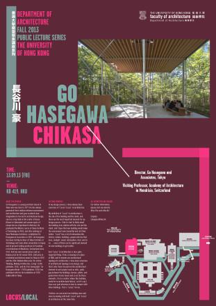 20130913 Go Hasegawa Poster
