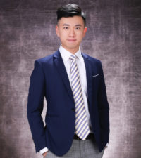 MSc(RE) Director of External Relations Jerry Zhang