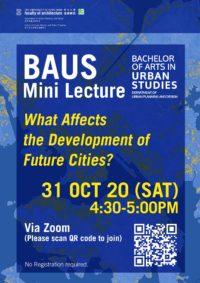 MAUS Mini Lecture
