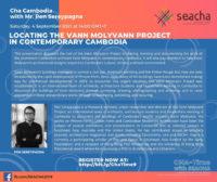 Locating the Vann Molyvann Project in Contemporary Cambodia 2