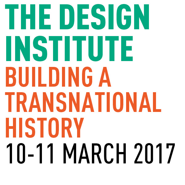 The Design Institute: Building a Transnational History