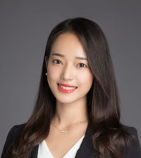 Director of Internal Relations Caroline Chung