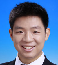 MSc(RE) Director of External Relations Jerry Zhang