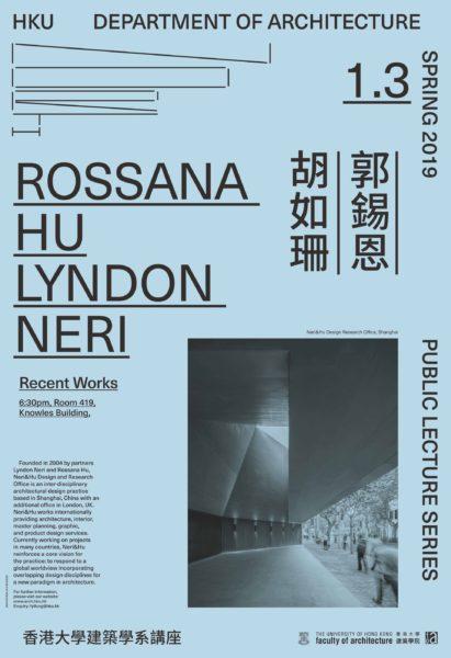 Rossana Hu & Lyndon Neri