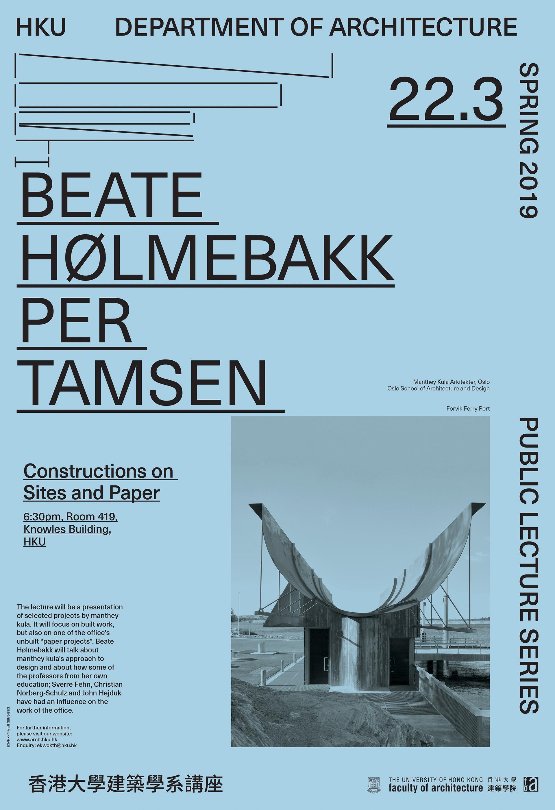 Beate Hølmebakk & Per Tamsen