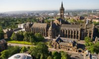 University of Glasgow (Photo from The Guardian)