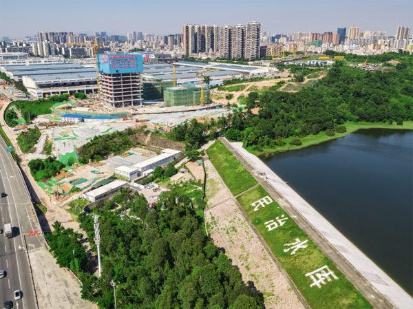 Reservoir Urbanism in Shenzhen