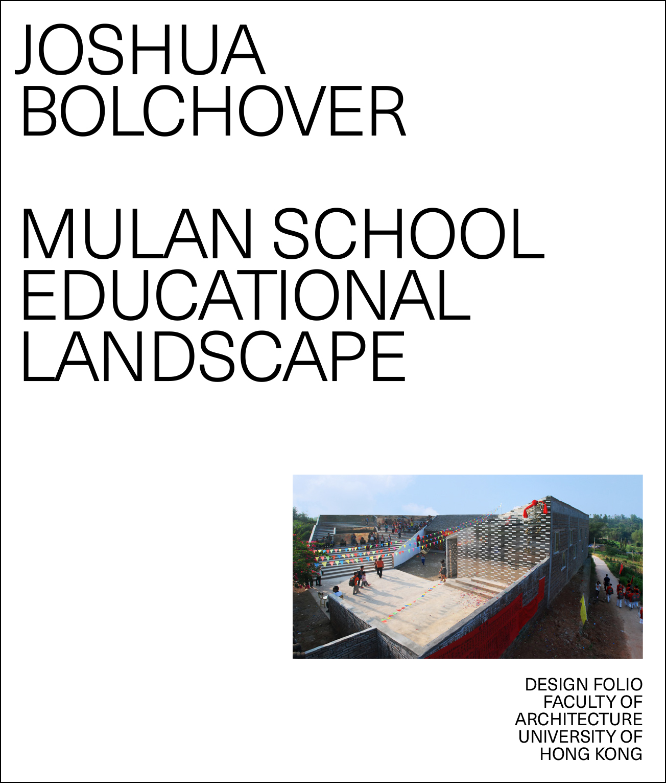 Mulan School Educational Landscape