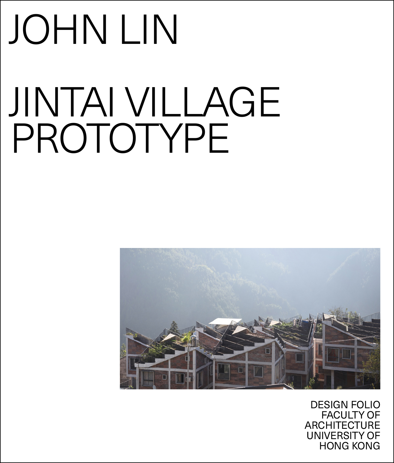 Jintai Village Prototype
