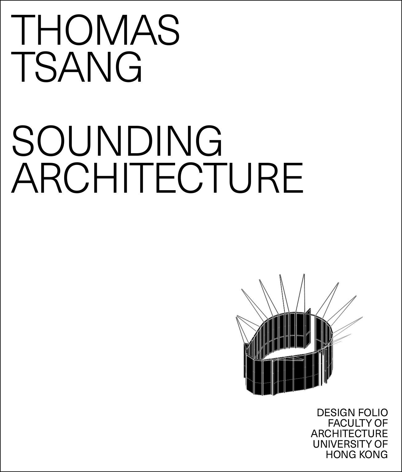 Sounding Architecture 1