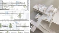 Enlarge Photo: Footbridge Design - Restitch and Connect. By FUNG Tin Lok Avalon.