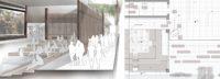 Enlarge Photo: Underground Site Design - Tetris Square. By WONG Nok Yiu Vanessa.