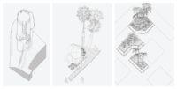 Spatial Assemblage (P1). By CHAN Ka Yu Phoebe; SATTAYANURAK Kanisa; and WANG Xuting Julie.