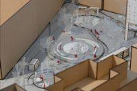 Enlarge Photo: Physical model. By LO Nga Yi.