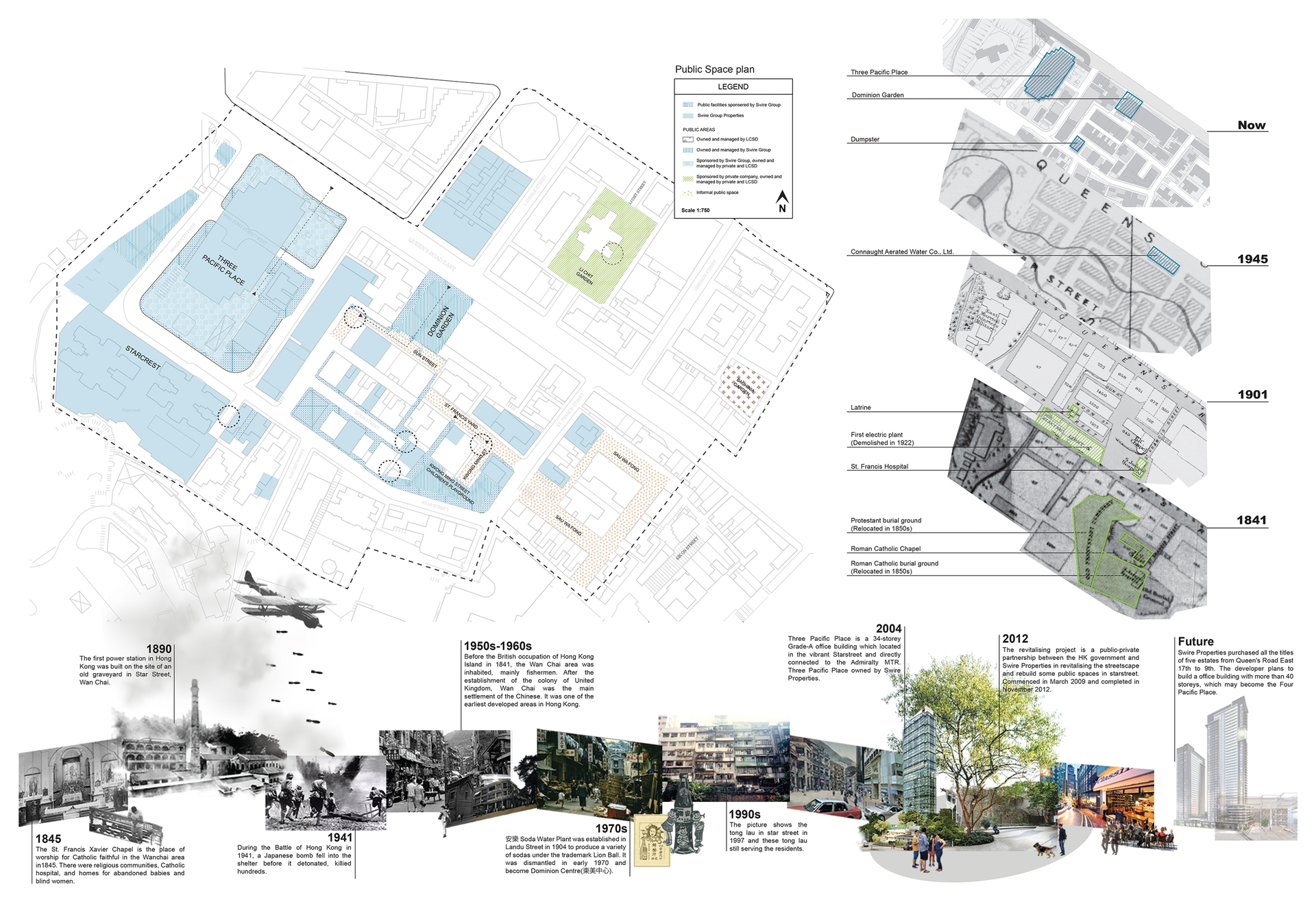 Enlarge Photo: Star Street Precinct. By LO Nga Yi; PANG Wai King; and WONG Sze Lee.