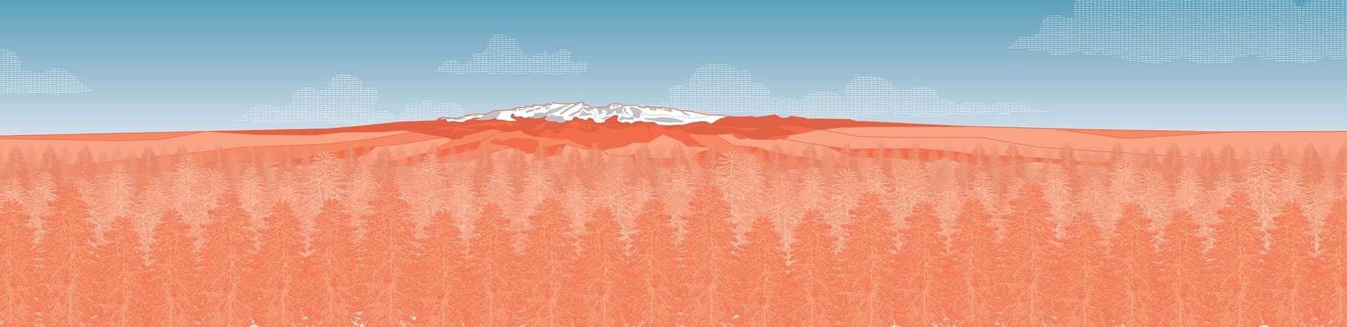 Enlarge Photo: Border Landscape / le voisinage 6
