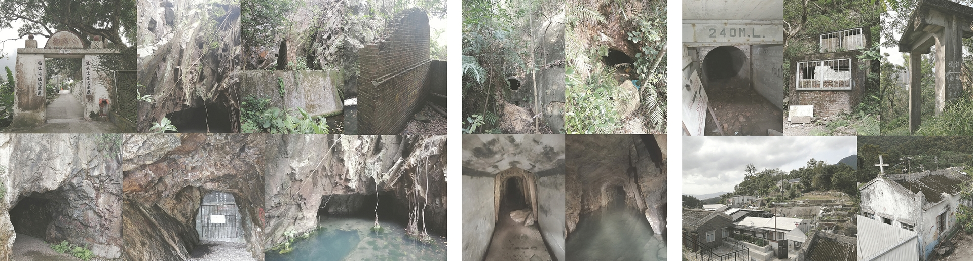 Enlarge Photo: Cultural Landscape in Hong Kong: Conservation Strategies for Abandoned Mining Tunnels. By CHAN Tsz Wa Koni.