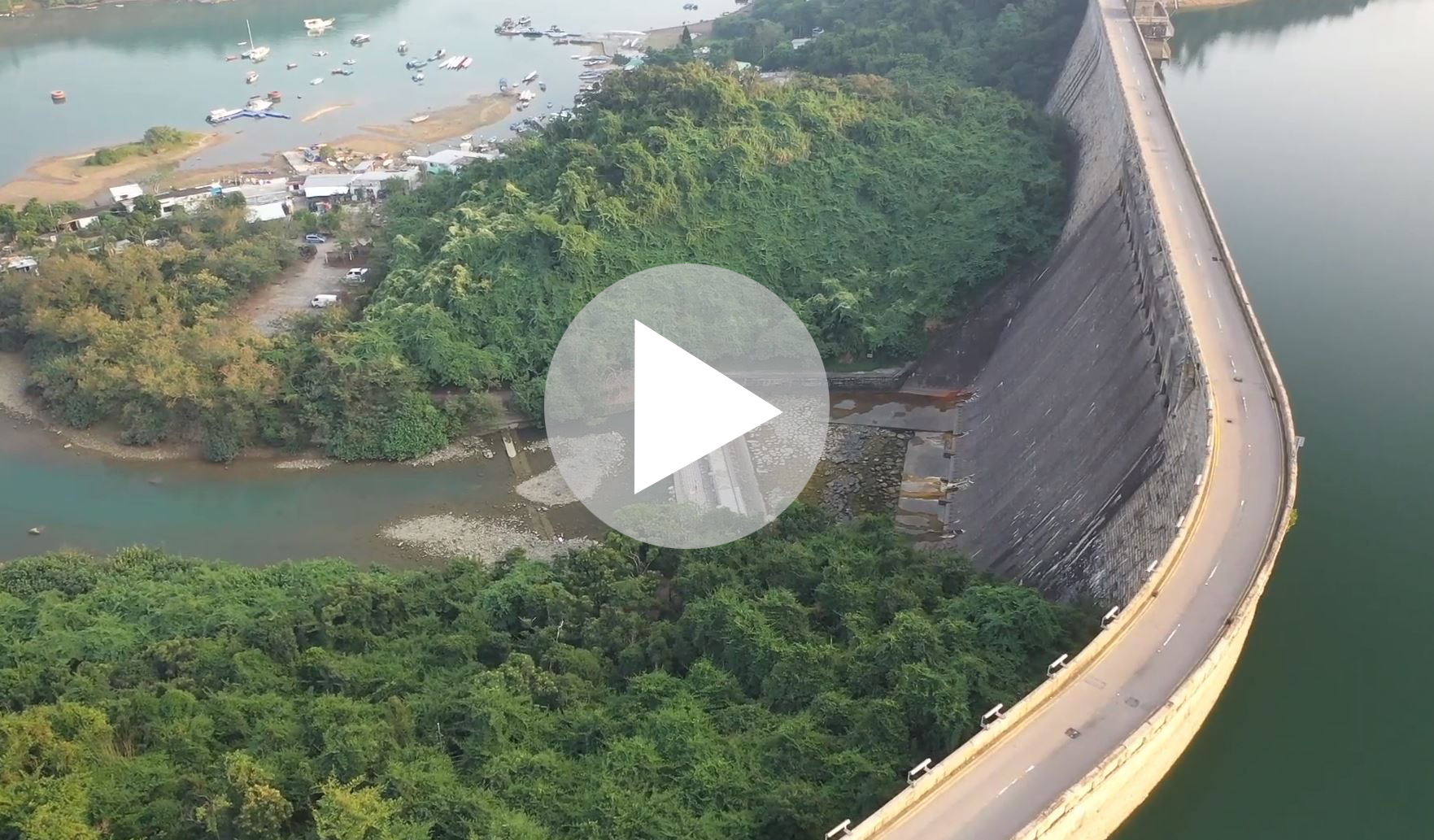 Commemorating the Centenary Tai Tam Tuk Reservoir – the Dam and the People