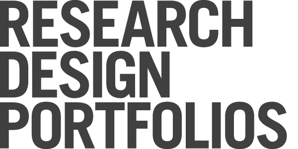 RESEARCH DESIGN PORTFOLIOS