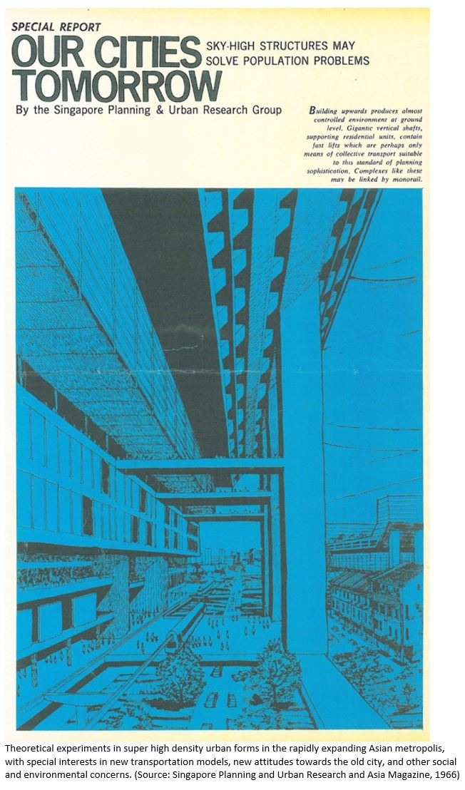 Post-War Urban Theories and Modernism in Asia 1