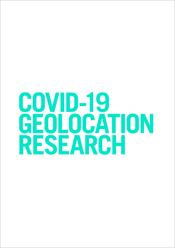 COVID-19 Geolocation 1