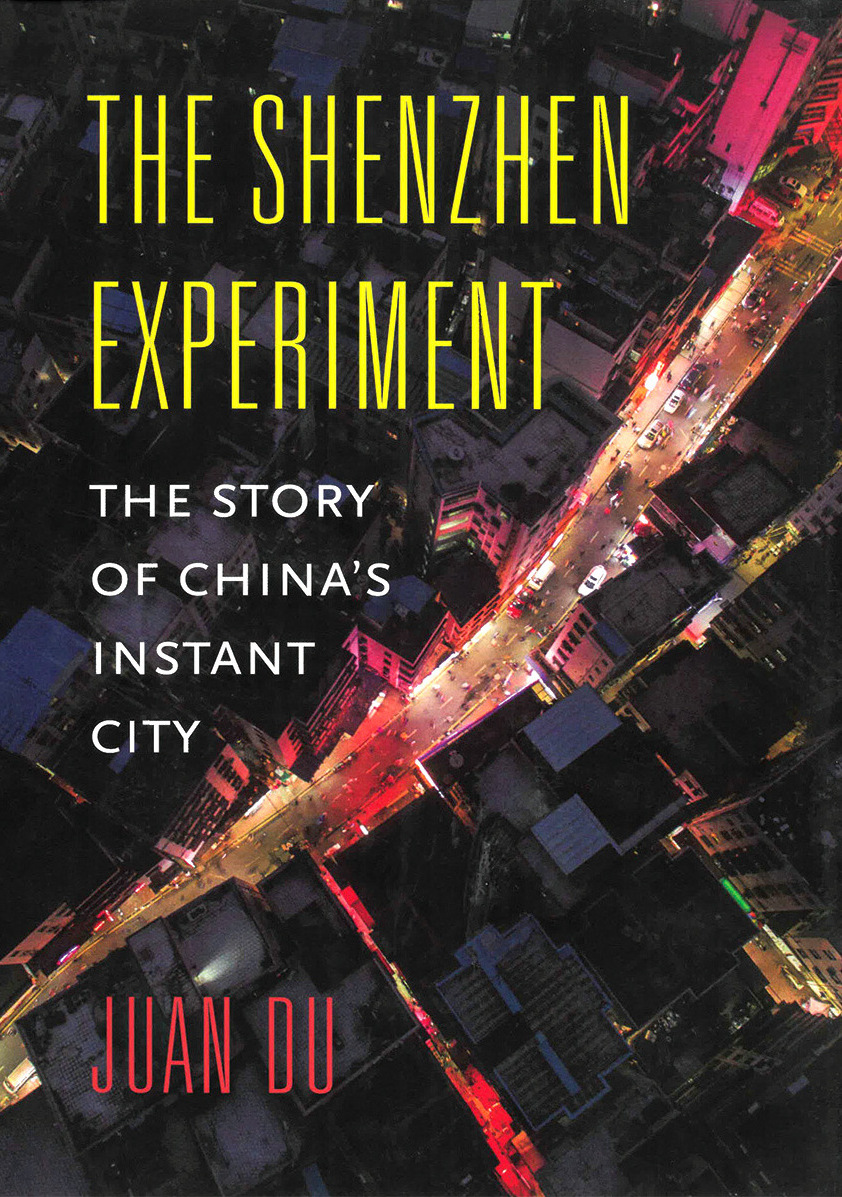 The Shenzhen Experiment: The Story of China's Instant City/></a></div>  <div style=