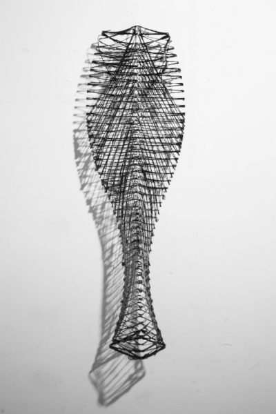 Fibrous Dimensions   Robotically Woven Structures