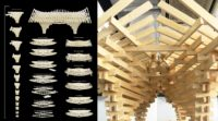 Solidity Subdivision – Robotically cut timber joints 2