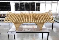 Solidity Subdivision – Robotically cut timber joints 1