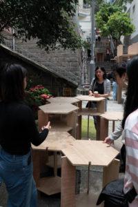 Chung Shing Fung, Dai Yuchen, Guo Yuhui, Lam See Yui Spencer, Yau Chak Lam