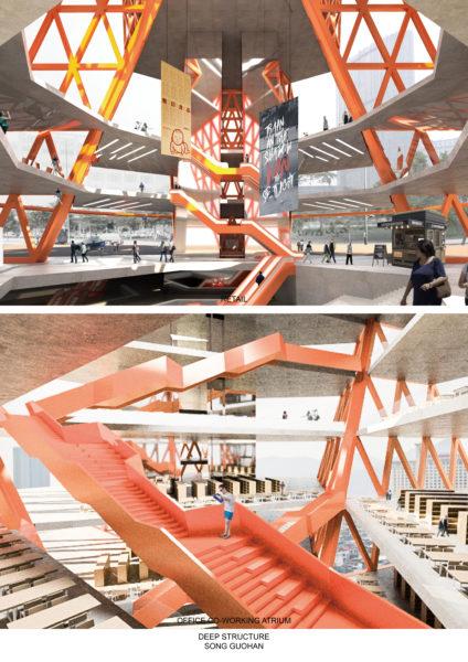 Deep Structure / Transversal Architecture