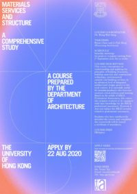 Programme Poster