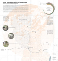 Enlarge Photo: At a local scale, community forest projects are often subject to negotiations between local populations, particularly ethnic minority highlanders, and the reality of landscape conditions like gradients and insufficient labour. By CHAN Syl Yeng Michelle, WONG Wae Ki Sammi.