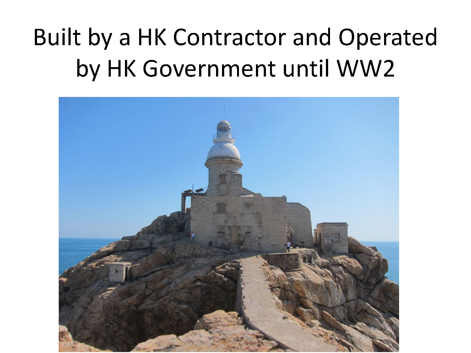 Saving Our Maritime Icons – A Panoramic View of Heritage Lighthouses in Hong Kong