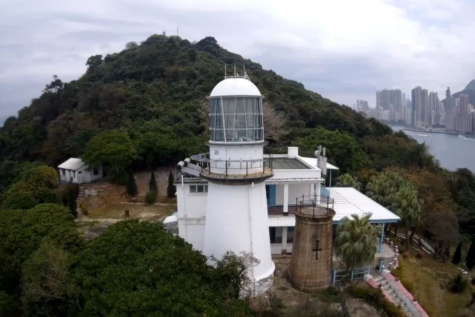 A Panoramic View of Heritage Lighthouses in Hong Kong