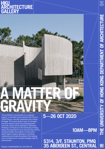 """A MATTER OF GRAVITY"" Exhibition @ PMQ"