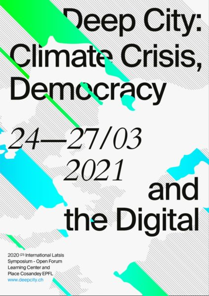 Call for proposals: Deep City – Climate crisis, Democracy and the Digital