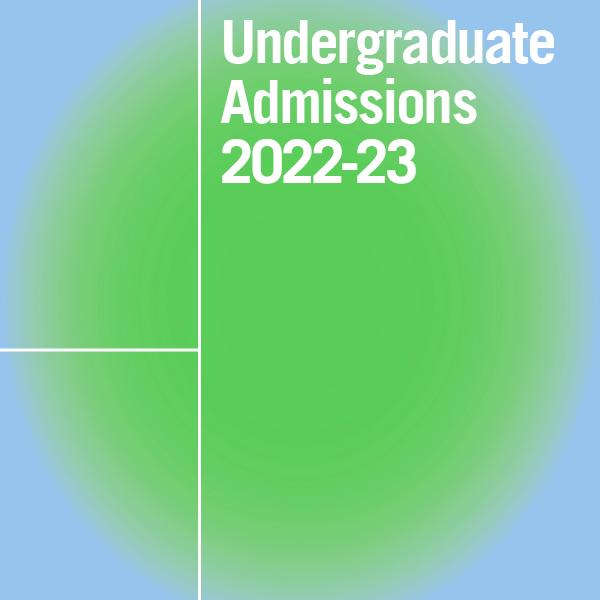UG Admission 2022