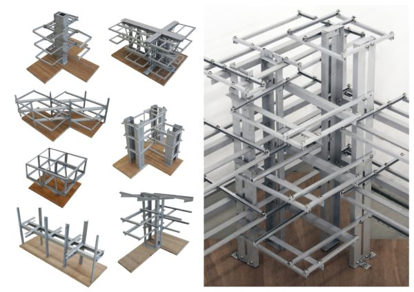 Support Structures for Living