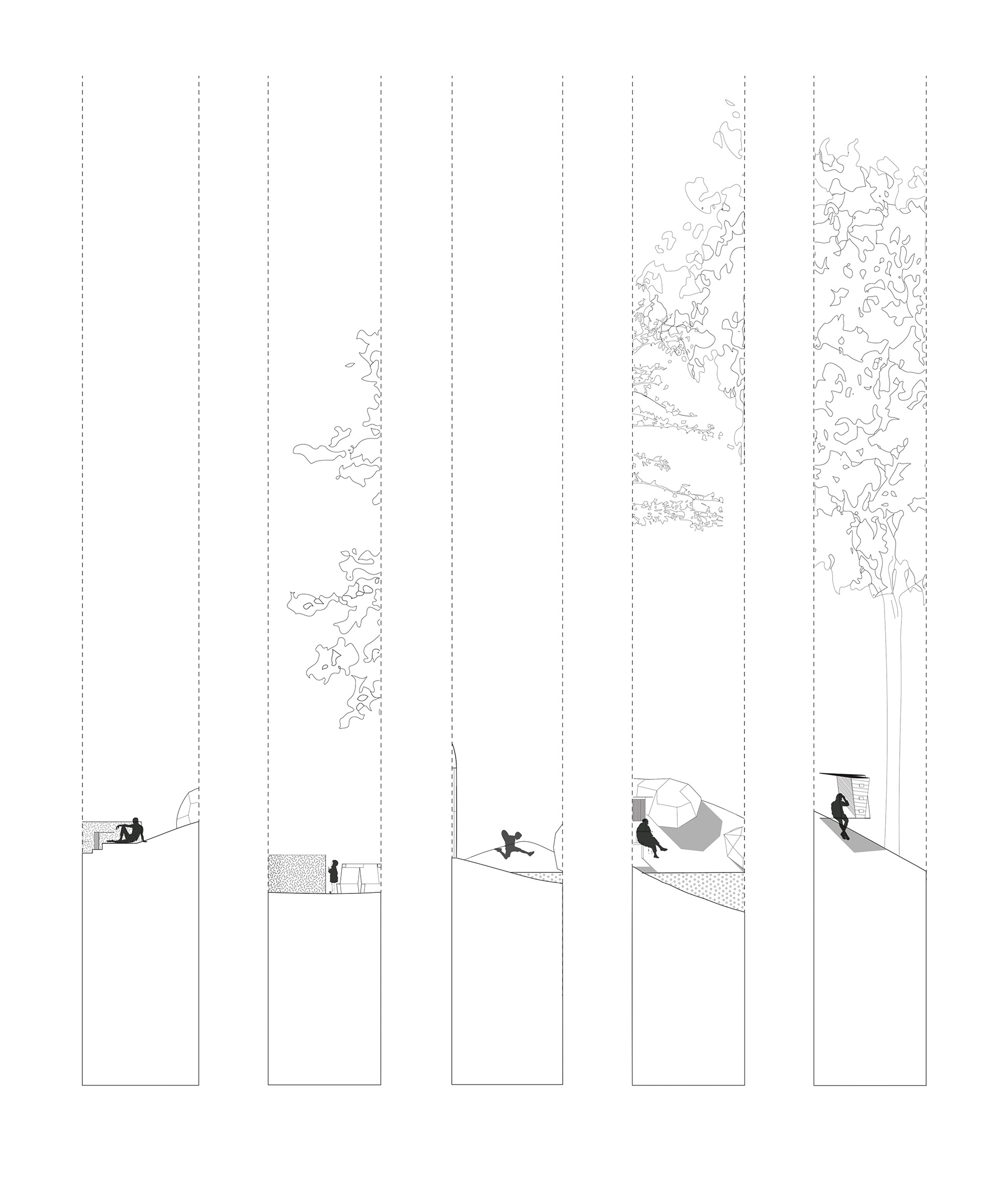 Enlarge Photo: Site Walk: Vignettes. By LI Huitong Lydia.